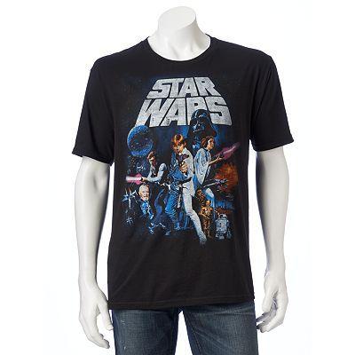 Star Wars Le Force Tee - Men