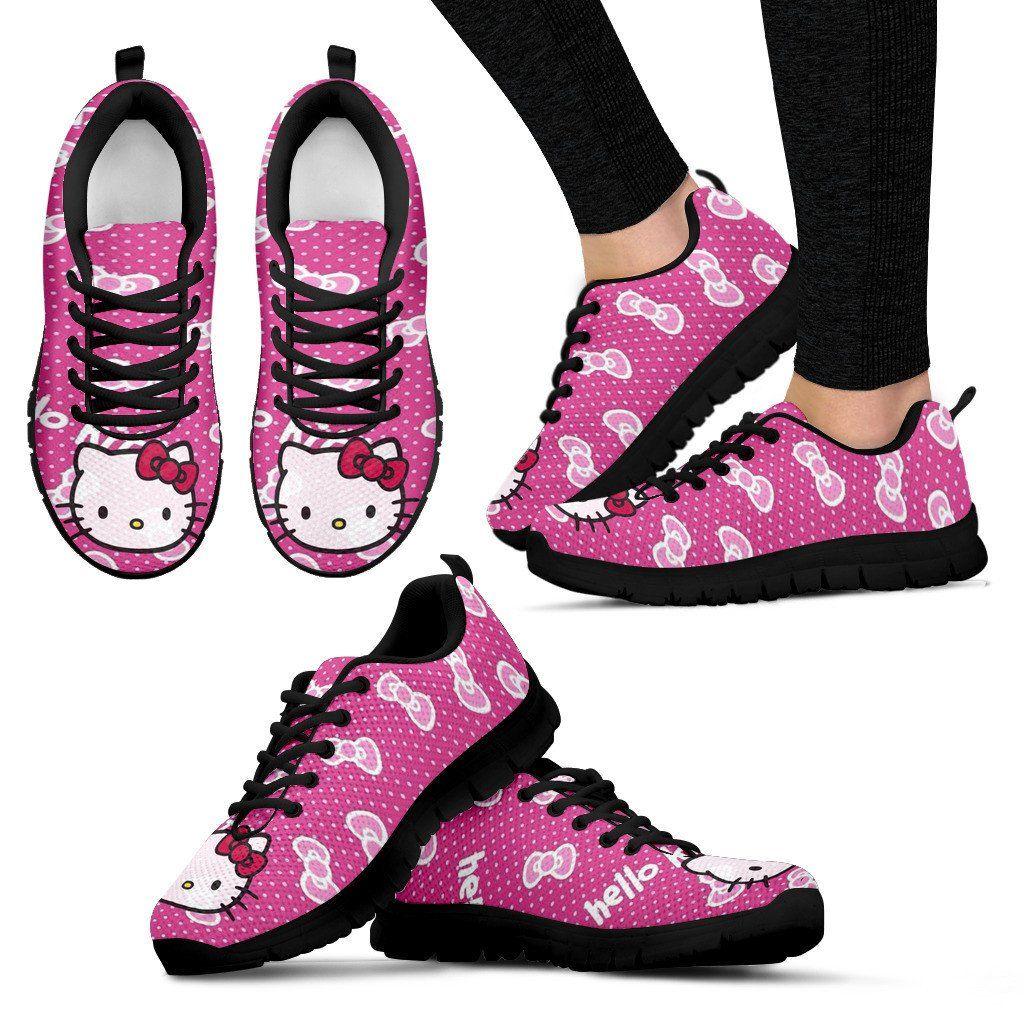 Hello Kitty Women's Sneakers   Womens