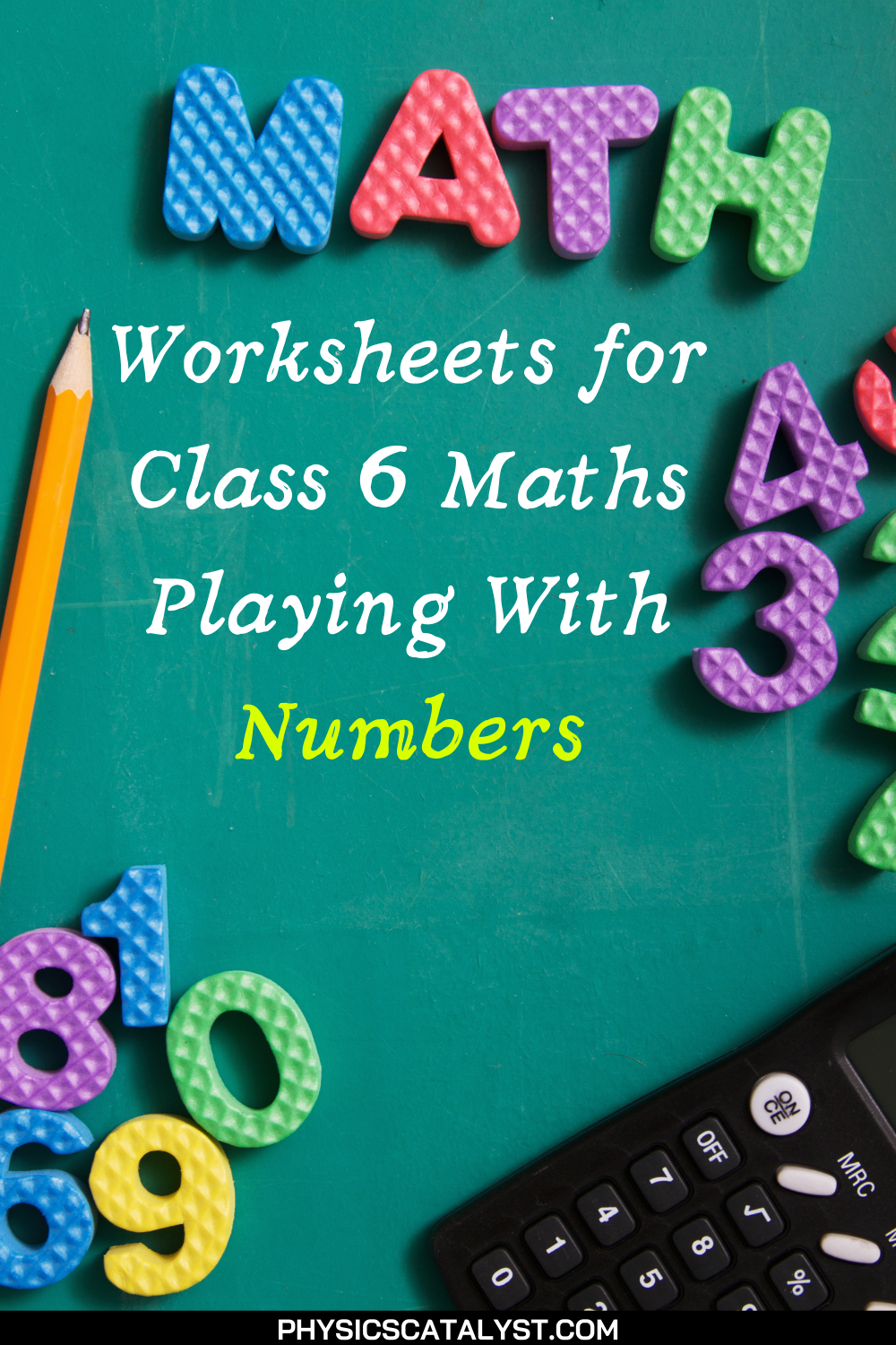 Playing With Numbers Worksheet Class 6 Maths Playing With Numbers Math [ 1500 x 1000 Pixel ]
