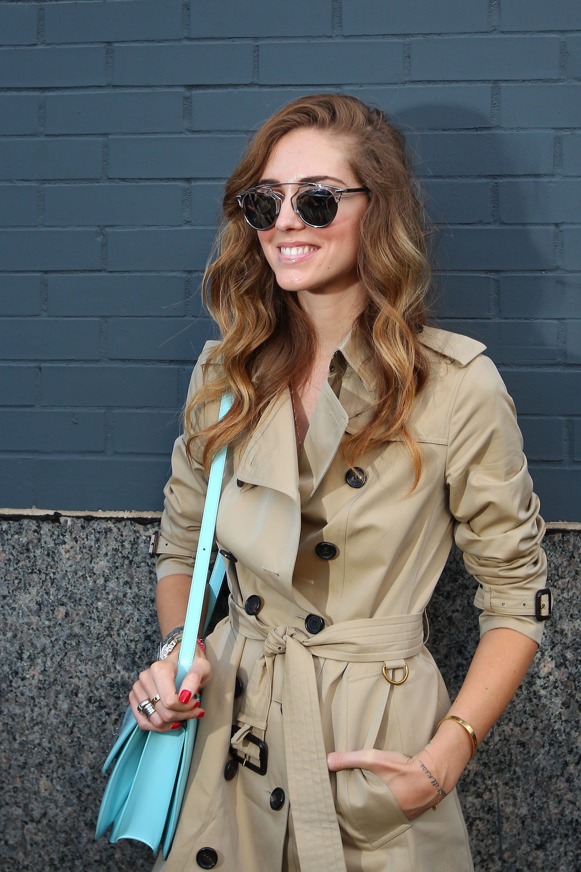 Spring showers are around the corner—it's time to talk trench coats.