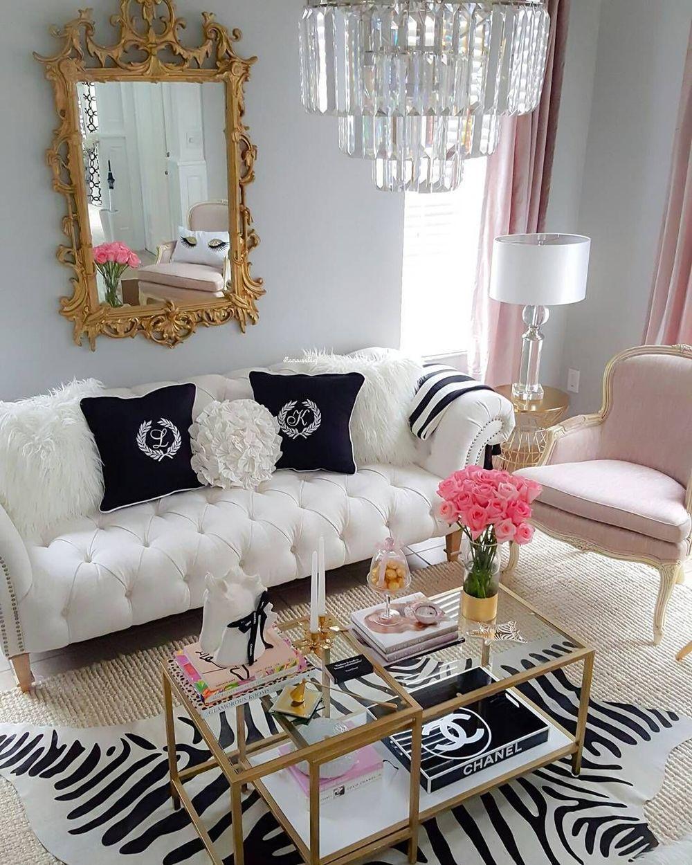 10+ Amazing Zebra Living Room Decor
