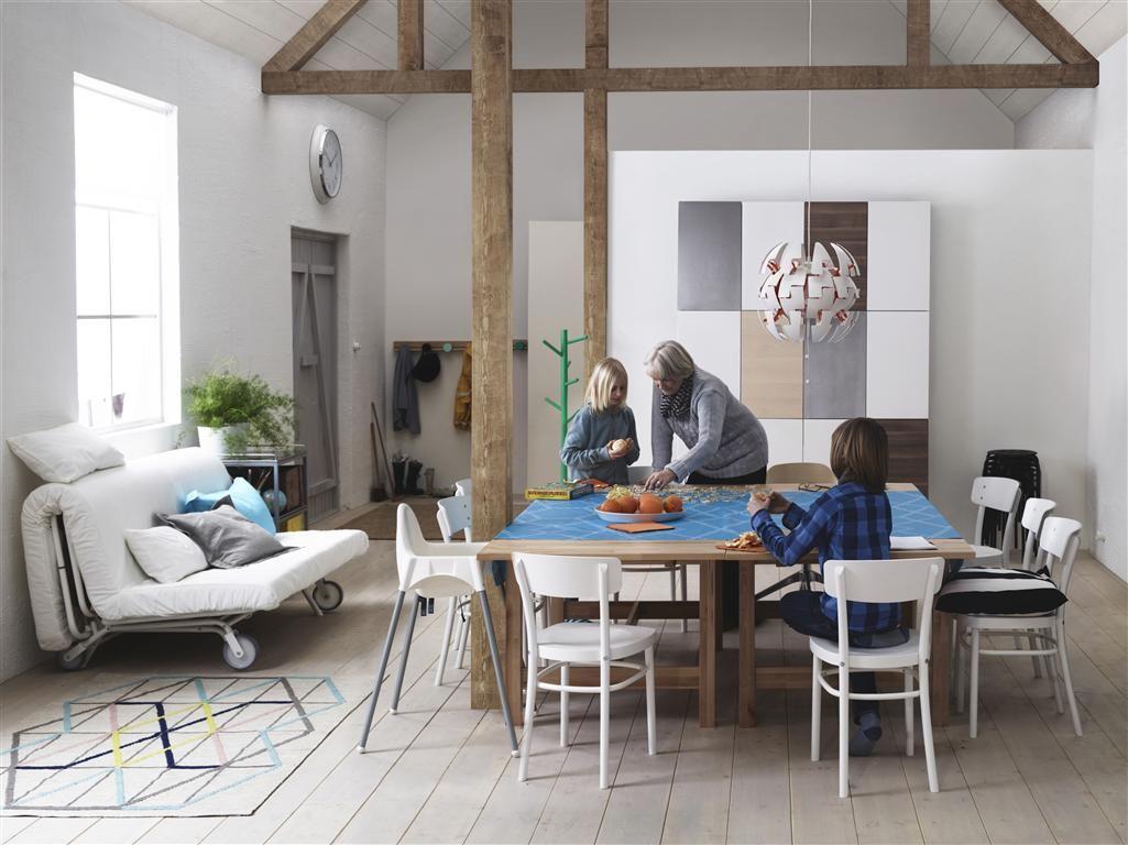 Nornäs Table And Idolf Chair Ikea