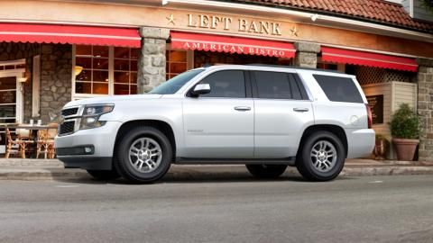 Build Your Own Full Size Suv 2015 Tahoe Chevrolet I Want I Want 2015 Chevy Tahoe Chevrolet Tahoe Chevy Trucks
