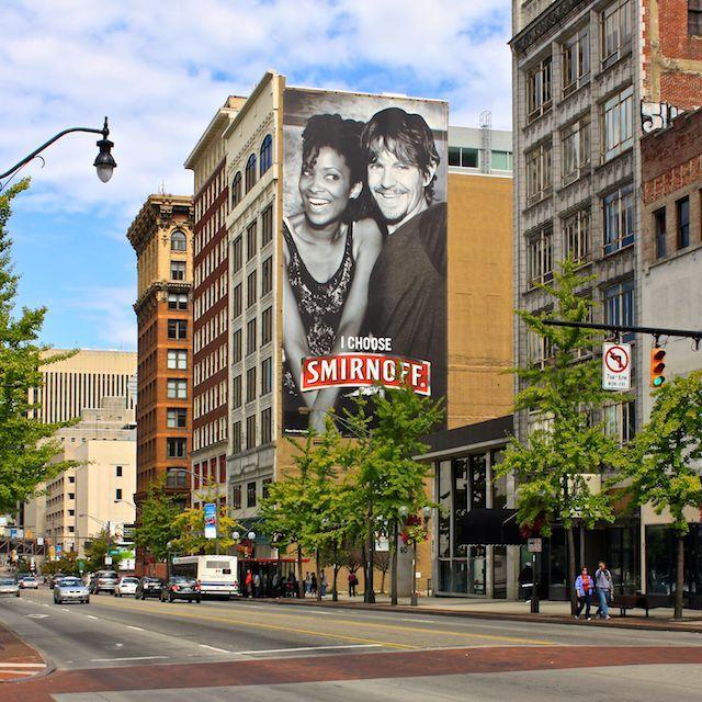 High Street In Downtown Columbus Ohio Columbus Ohio City Of Columbus Ohio