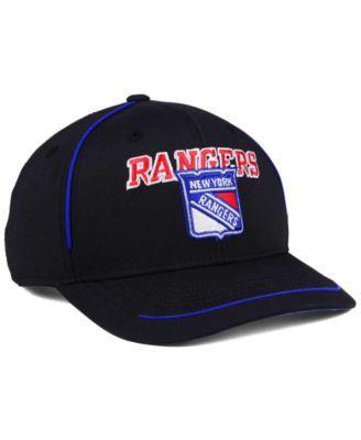 91825f00bb4 adidas New York Rangers Piper Adjustable Cap - Blue Adjustable