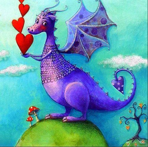 Mila Marquis dragon