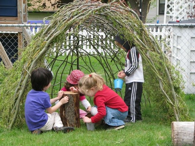 Willow tree fort