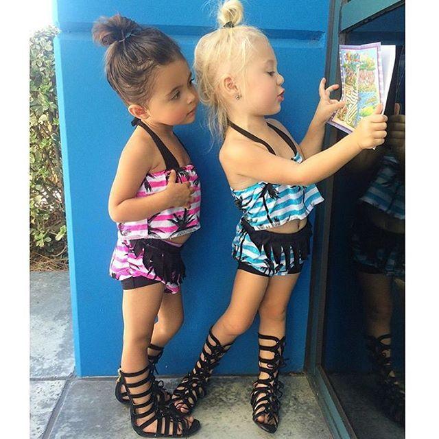 stunning kids outfit goals women