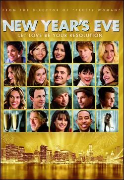 New Year S Eve Dvd 2011 New Year Eve Movie Newyear New