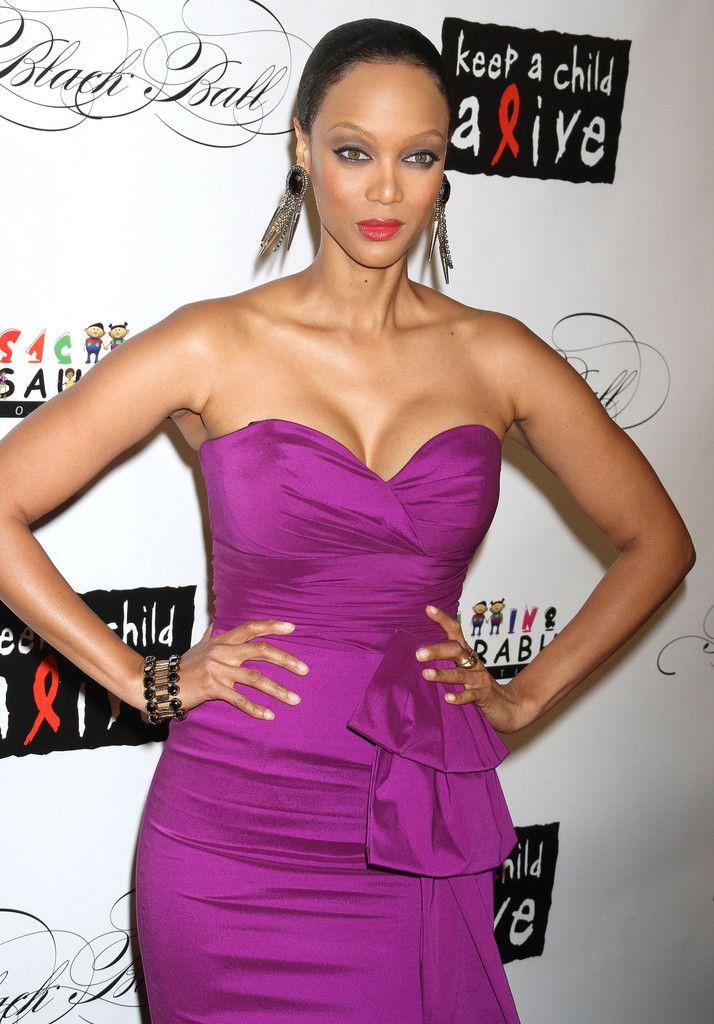 Tyra Banks | Black women, actresses, singers, celebrities and models ...