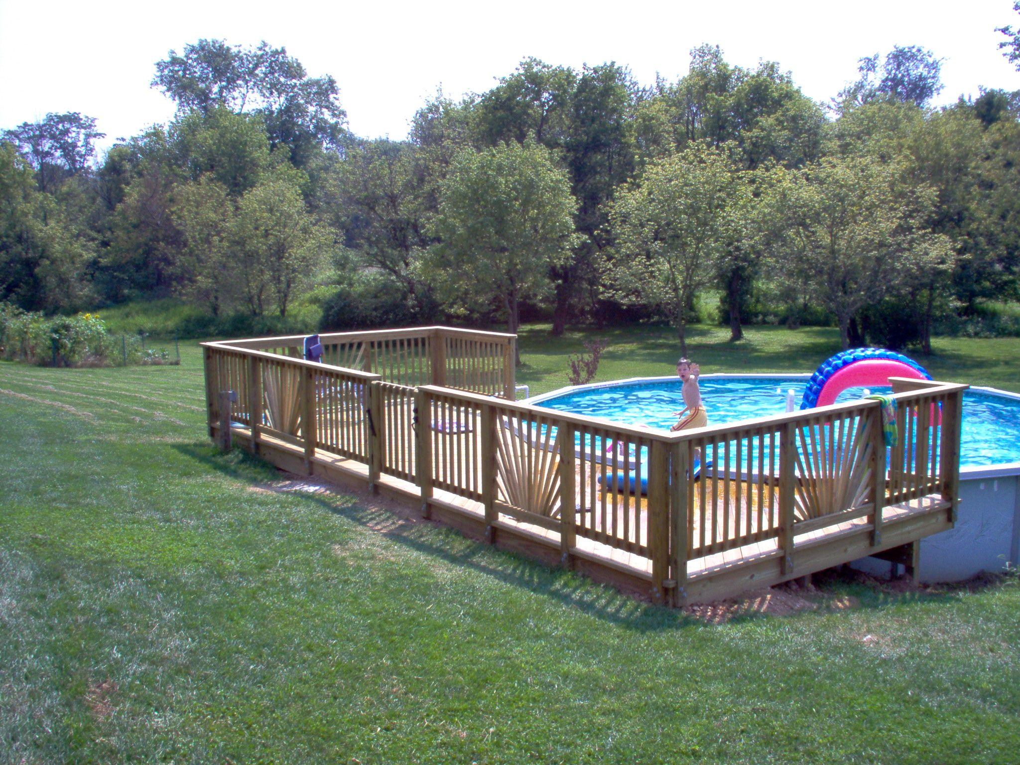 Pin by Creative Deck Designs on Pool Decks Pool decks