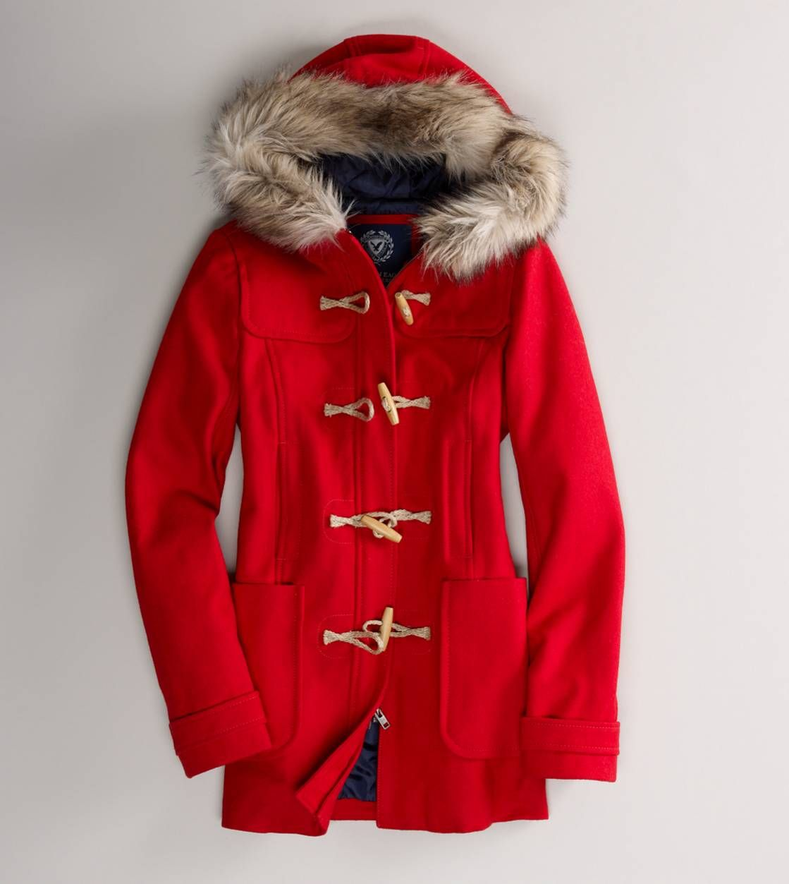 Search Results American Eagle Outfitters Red Coat Coat Long Winter Jacket [ 1253 x 1119 Pixel ]
