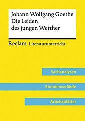 Johann Wolfgang Goethe Die Leiden Des Jungen Werther Lehrerband Holger Bauerle Taschenbuch Buch In 2020 Leiden Des Jungen Werther Bucher Und Taschenbuch