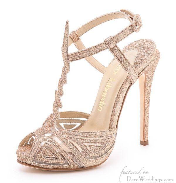 Art Deco Shoe