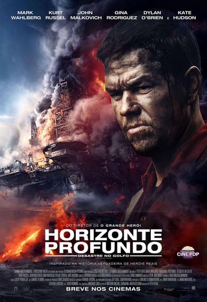 Novos Trailers Do Filme Horizonte Profundo Com Mark Wahlberg