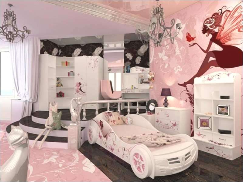 Kinderzimmer Madchen Weiss , Kinderzimmer Mädchen Ikea