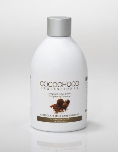 COCOCHOCO Original Brazilian Keratin Straightening Hair Treatment 8.4 Fl Oz \ 250ml COCOCHOCO http://www.amazon.com/dp/B004GVZCAM/ref=cm_sw_r_pi_dp_Se.rub0P1XK3G