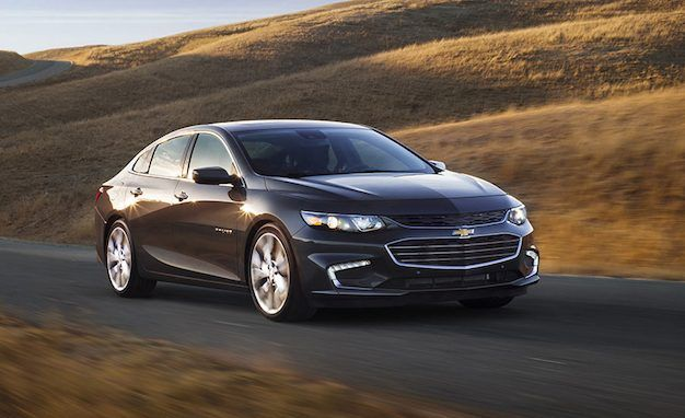 It S A Player Chevrolet Malibu Adds Sport Package For 2017