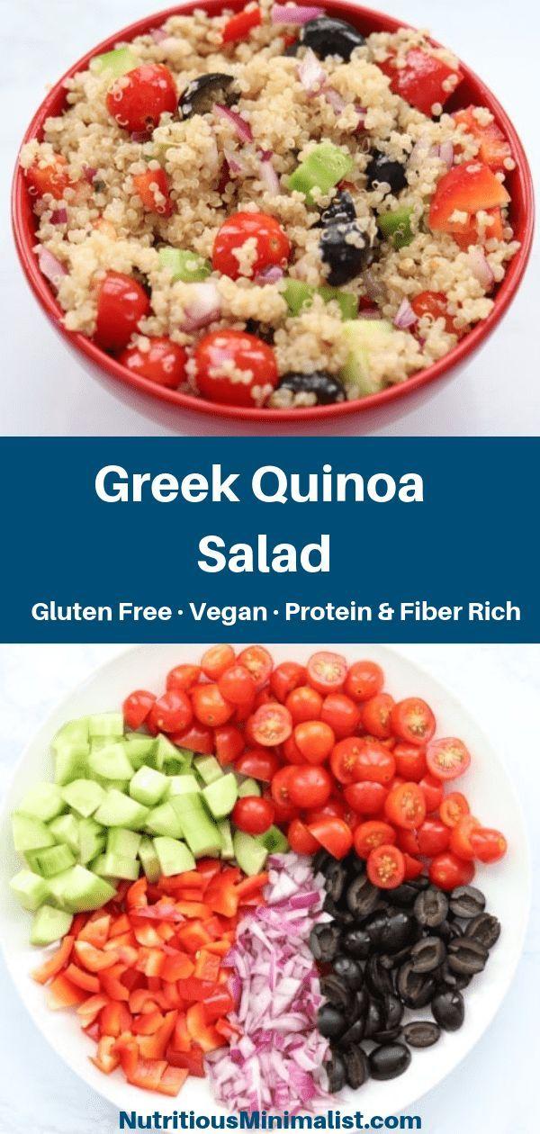 Greek Quinoa Salad images