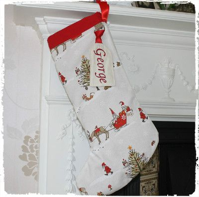 Filling a Christmas stocking for your child - dos and don'ts