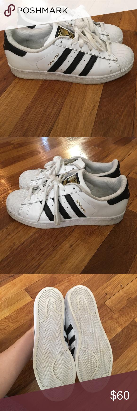 adidas superstar adidas superstar 8 bambini, scarpe taglia 6