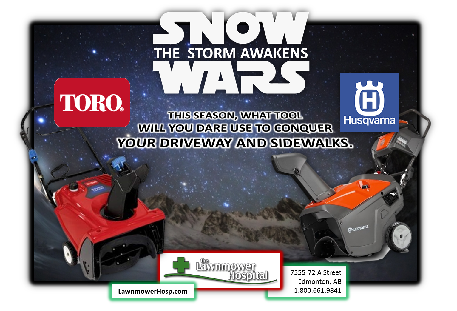 The Battle Is On This Winter Between Toro  U0026 Husqvarna