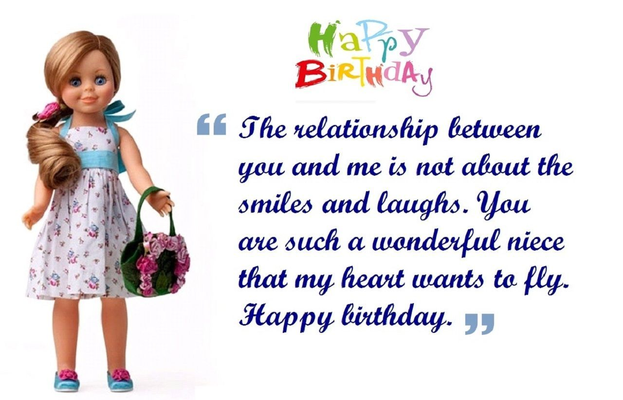 Birthday Wishes For Girl Child Niece Birthday Wishes Birthday Wishes Girl Niece Birthday Quotes