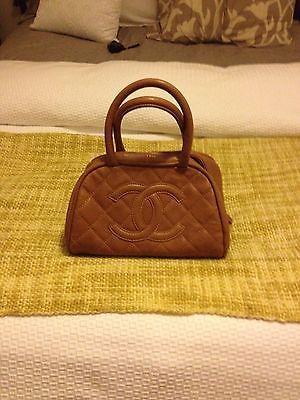 92601e9f3a2d4a Vintage Chanel Bowling Bag | eBay | BAGS {Fashion Styled Vintage ...