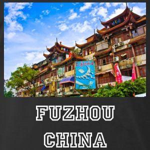 T-shirt, Fuzhou, China