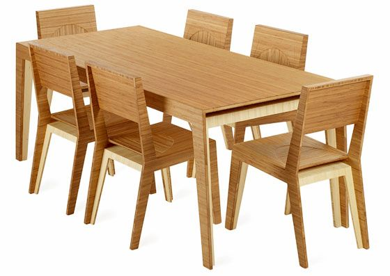 Hollow Bamboo Dining Table And Chairs Dining Table Design Modern Dining Table Chairs Dining Table