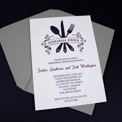 Dinner Invitation Template Invitation Template  Casual Rehearsal Dinner  Invitation Templates .