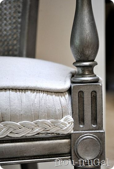 How to create an aged silver finish with Krylon
