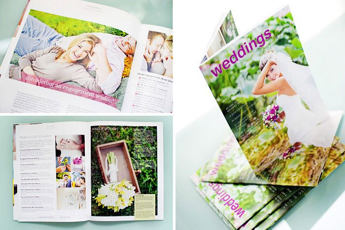 Marketing Brochure and Sales Tool for Professional Photographers - studio brochure