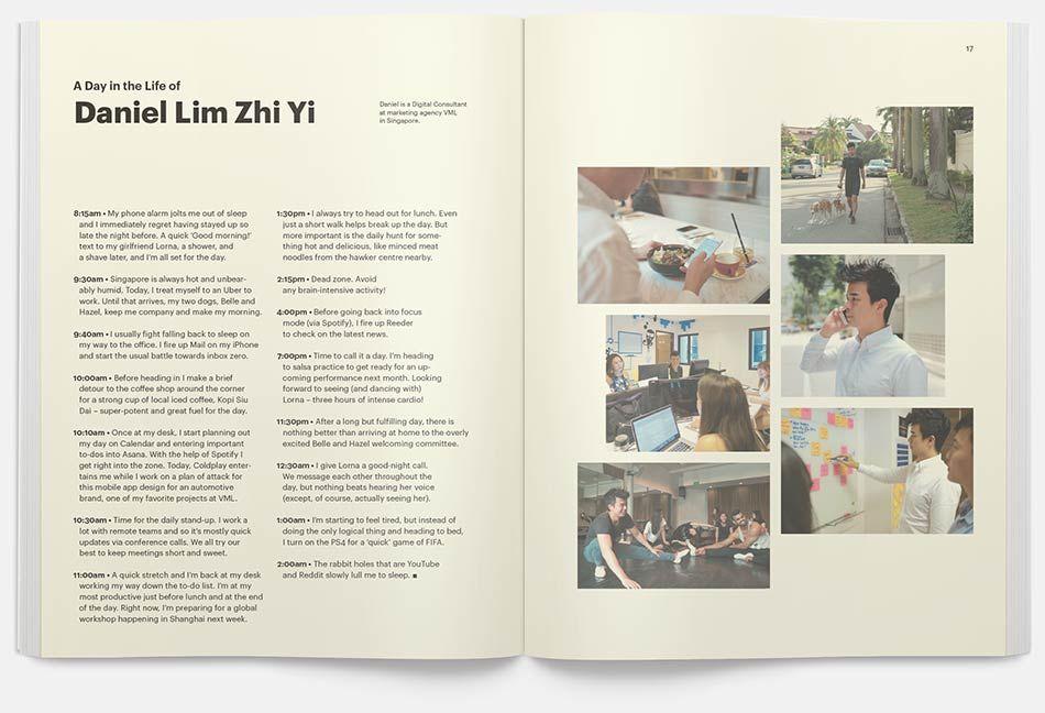 Issue 14 — Offscreen Magazine | Magazine | Photo wall