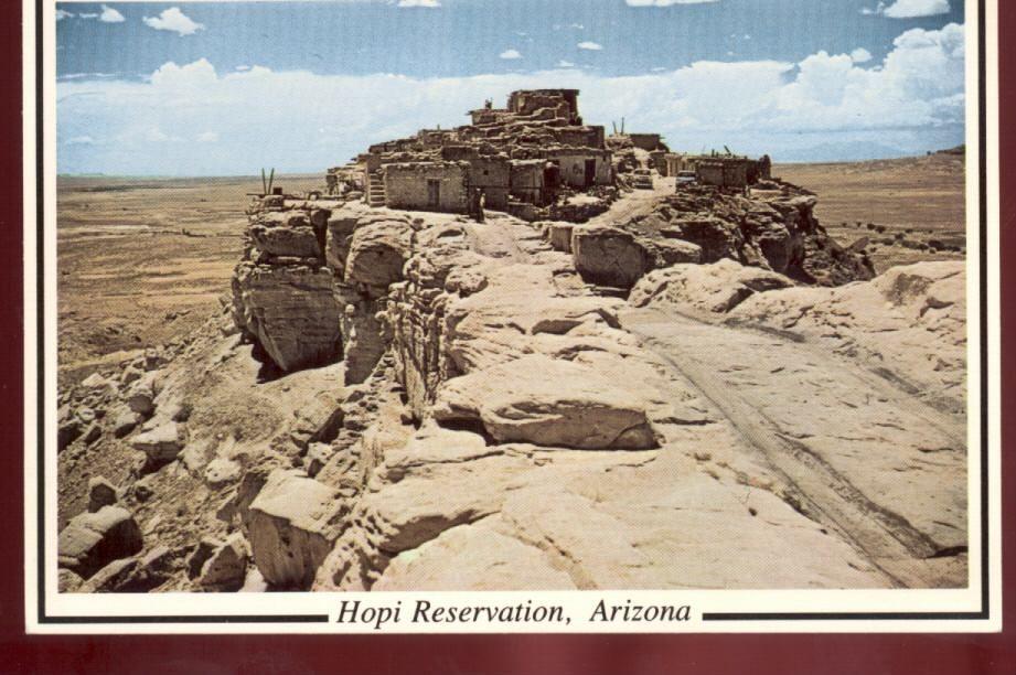 Hopi language