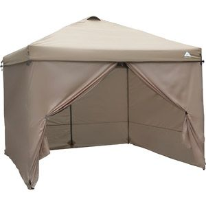 Ozark Trail Wind Curtain for 10'x10' Straight Leg Canopy for