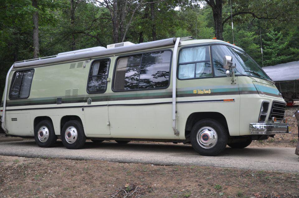 My 1978 Gmc Motorhome Name Oscar See More Pics At Www Facebook