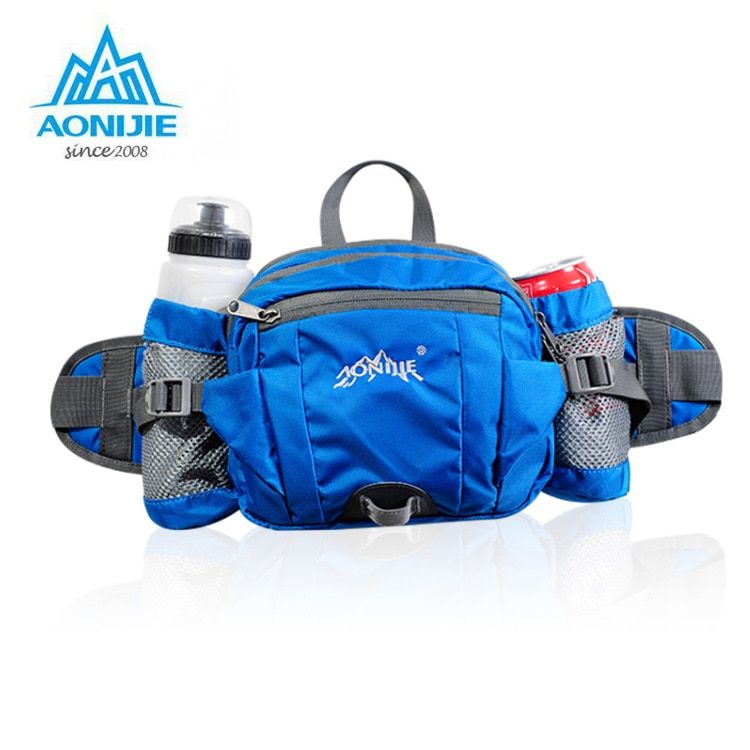 7b78f5393590 SALE AONIJIE Multifunctional Sports Bag Phone Waist Bags Outdoor Running  Hiking Cycling Big Capacity 6L Money