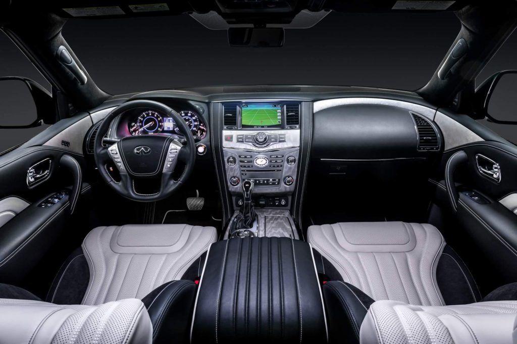 2019 Infiniti Qx60 Limited And 2019 Infiniti Qx80 Limited Inside 2019 Infiniti Qx80 Infiniti Apple Car Play First Drive