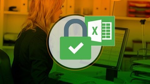 Udemy Free Course Excel 2016 Course - Spreadsheet Protection
