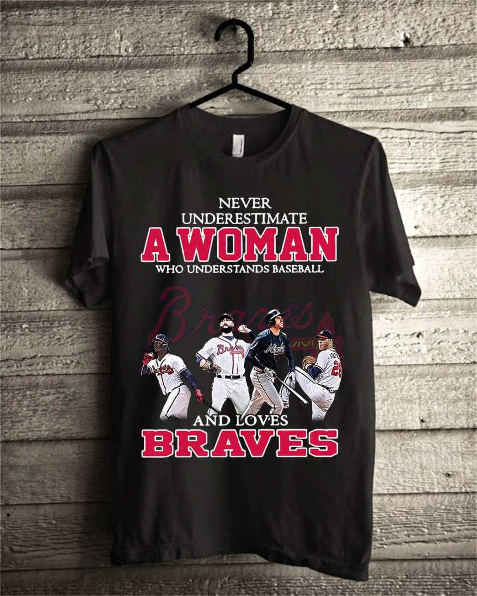 official photos 1bb67 82c16 Where To Buy Braves Shirts Near Me
