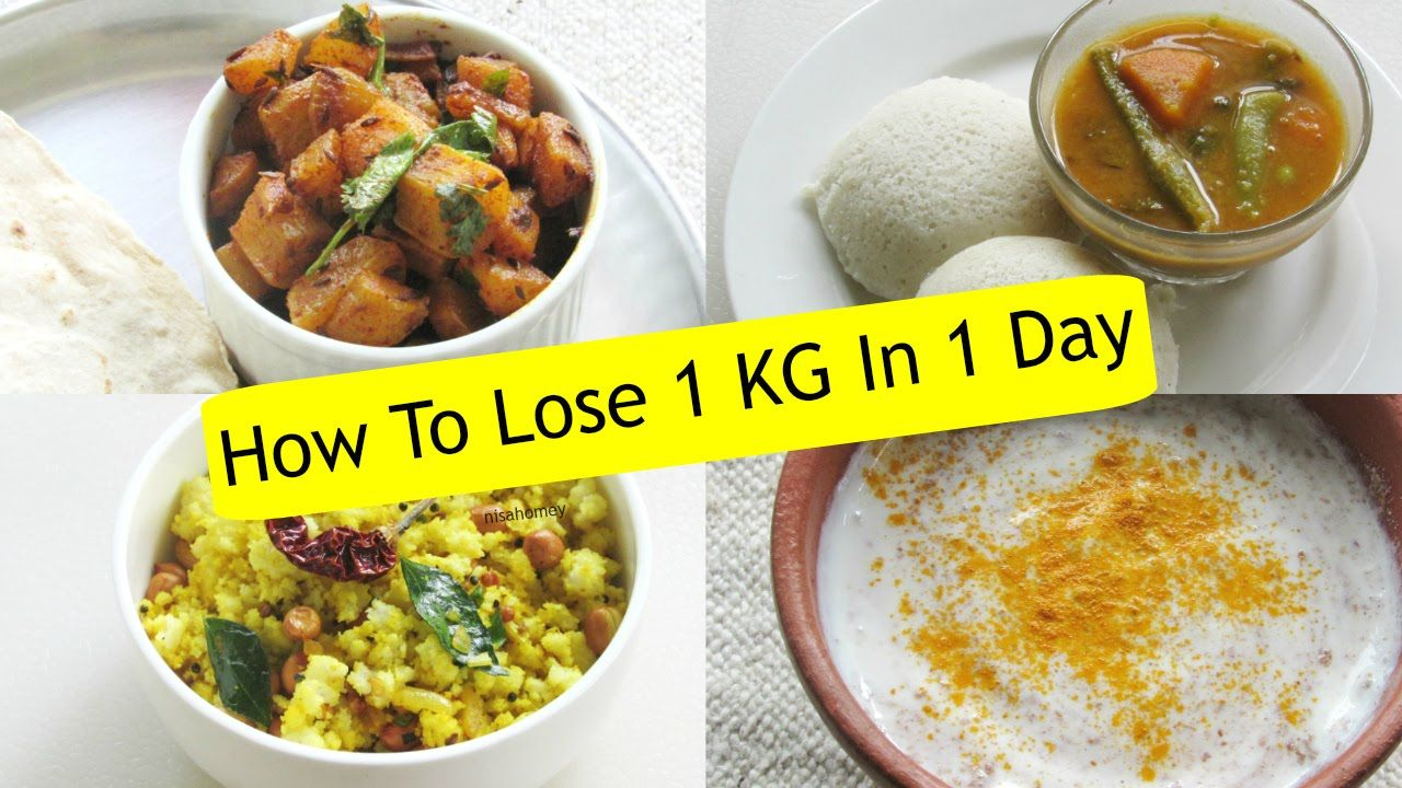 Lose weight fast in a week diet