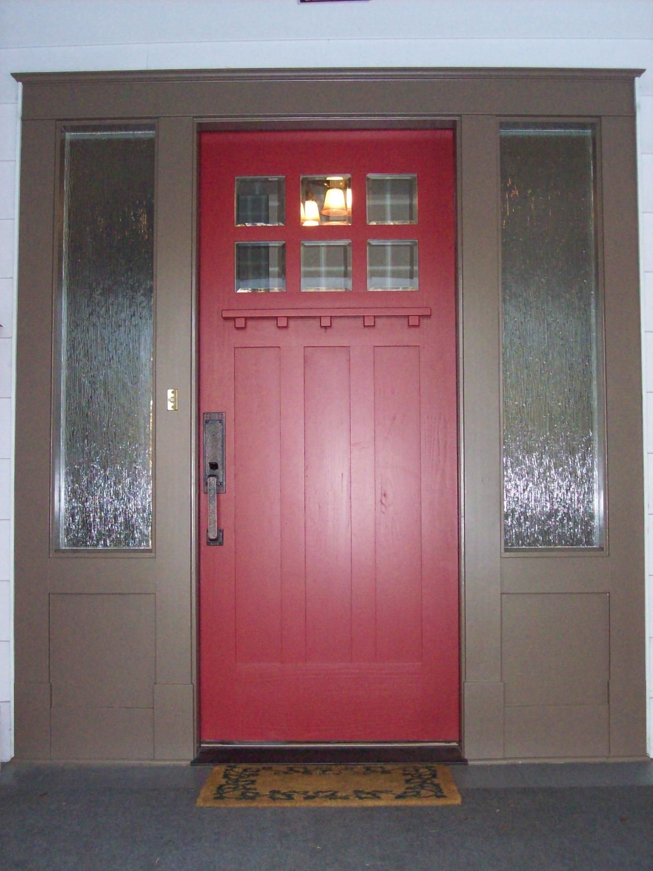 rain glass | Exterior house colors | Pinterest | Ash, Exterior house ...
