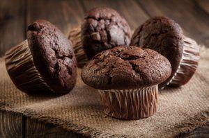 Schoko Muffins - Schokomuffins #apfelmuffinsrezepte