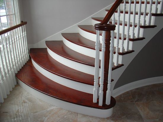 Brazilian Cherry Stairways And Staircases