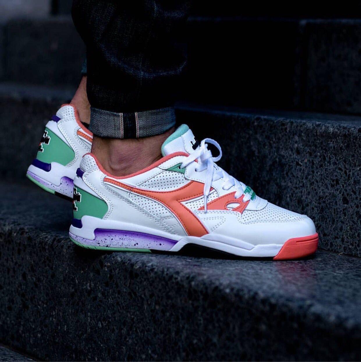 Diadora Werkschoenen Dealer.Diadora Rebound Ace Off White Airmax In 2019 Sneakers Fashion