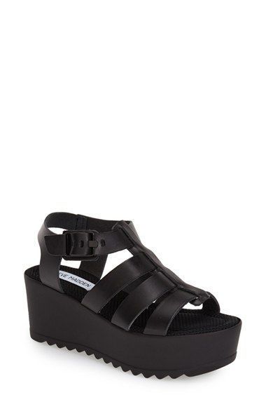 3391aa14f505 Steve Madden  Strangld  Gladiator Platform Sandal (Women ...