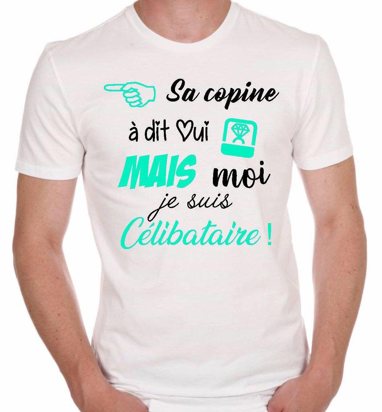 J/'ai un mari T-Shirt-Mariage Anniversaire Cadeau Amour-Cadeaux-Nouveauté Objet
