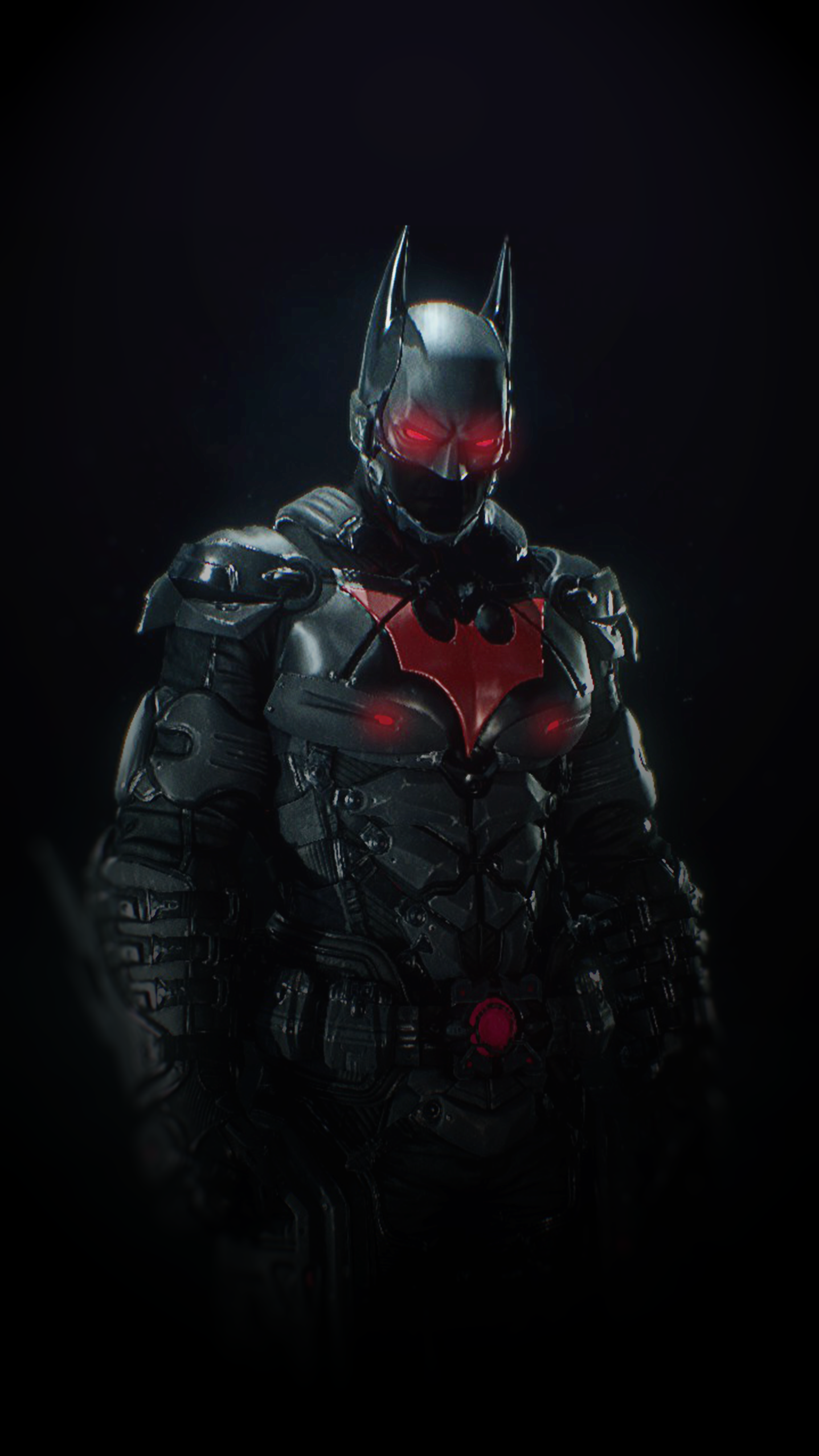 batman arkham knight suit batman beyond skin a