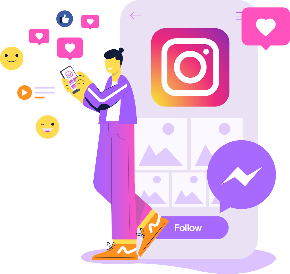 100% Instagram-Approved Growth & Messaging Tools   InstaChamp by MobileMonkey